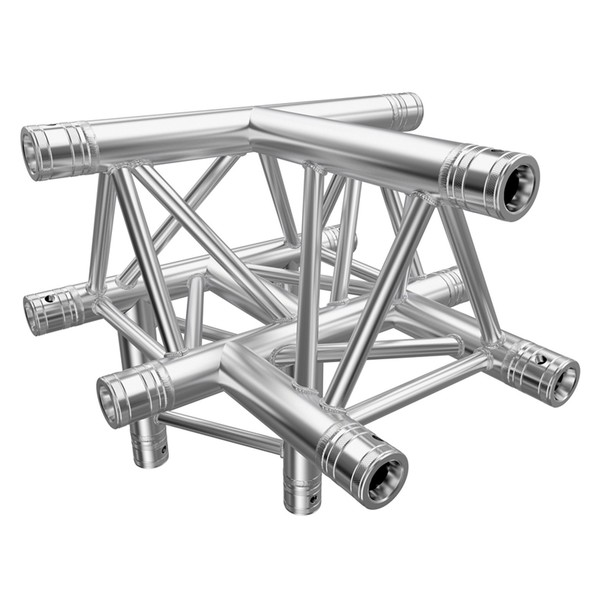 Global Truss F33C43 F33 Standard 4 Way T Piece Apex Up