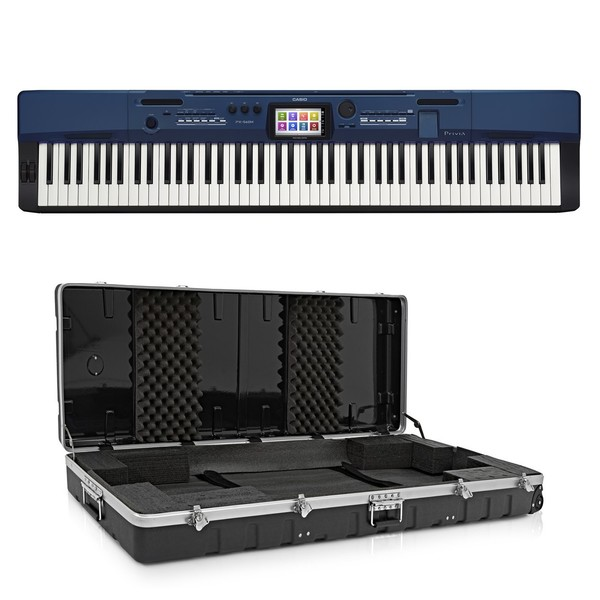 Casio Privia PX 560 Stage Piano Case Pack