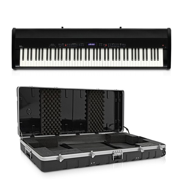Kawai ES8 Digital Piano Case Pack, Black