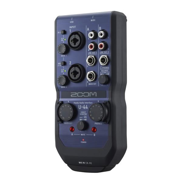U44 Audio Interface - Angled 2