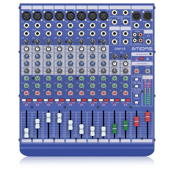 Midas DM12 Analog Mixer