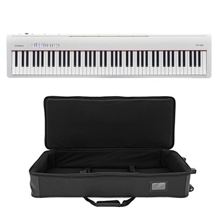 Roland FP 30 Digital Piano Package, White