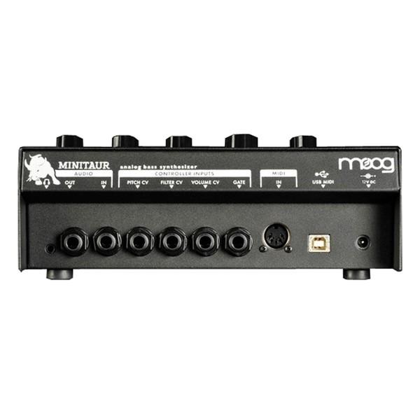 Moog MINITAUR Analog Bass Synthesizer - Rear
