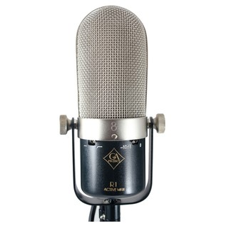 Golden Age R1 MKIII Active Ribbon Mic - Front