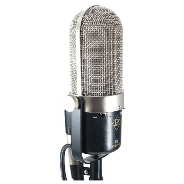Golden Age Project Active Ribbon Microphone - Angled 2