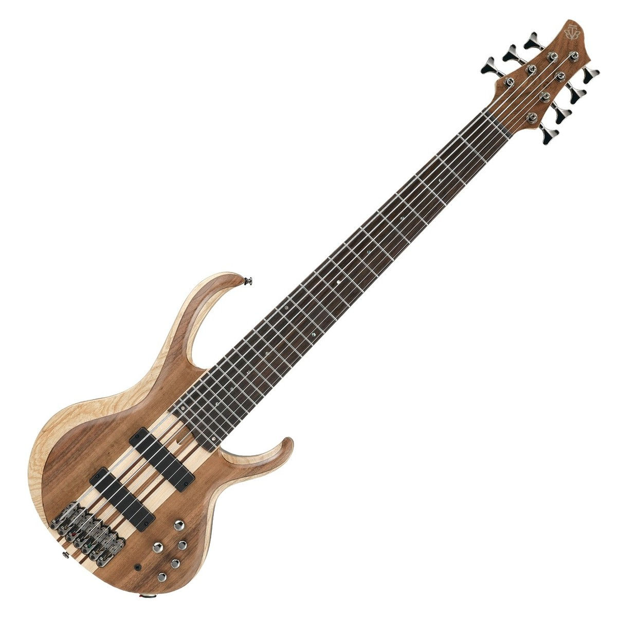 ibanez btb747 7 string bass natural low gloss at gear4music. Black Bedroom Furniture Sets. Home Design Ideas