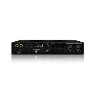 Antelope Audio Discrete 4 - Rear