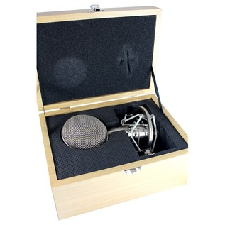 Golden Age Project R2 Ribbon Microphone - Box