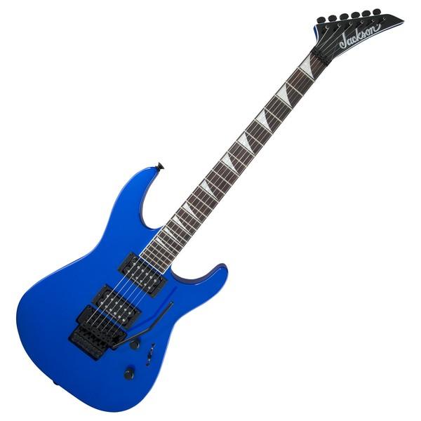 Jackson SLX Soloist, Lightning Blue
