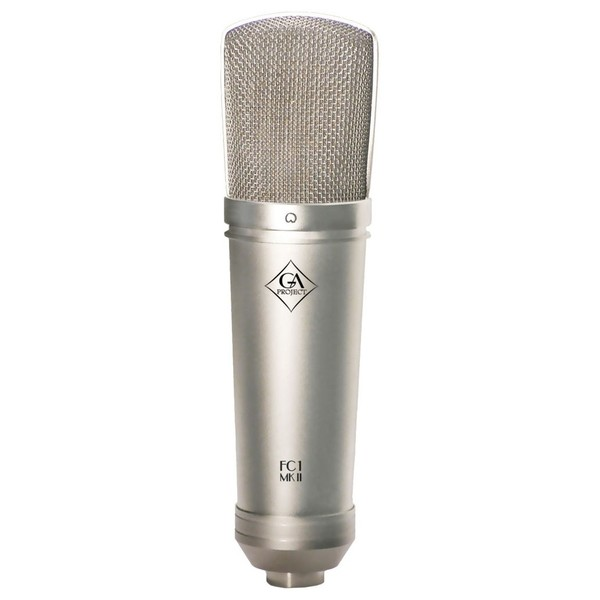Golden Age Project FC1 MKII Condenser Microphone - Front
