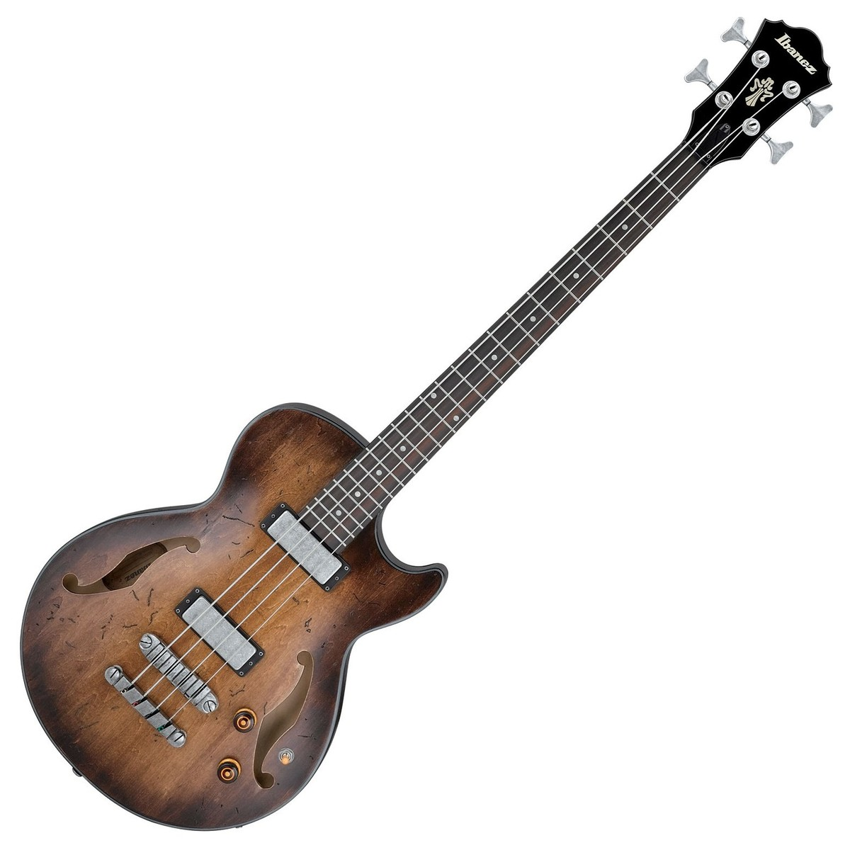 ibanez agbv200a artcore bass 2018 tobacco burst at gear4music. Black Bedroom Furniture Sets. Home Design Ideas