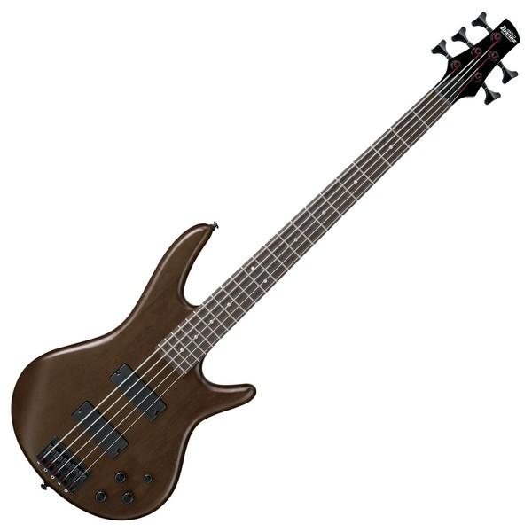 Ibanez GSR205B GIO Bass 2018, Walnut Flat