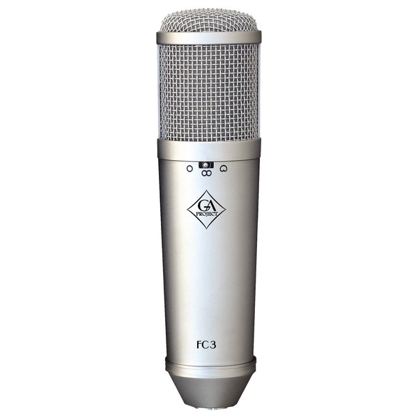 Golden Age Project FC3 Condenser Microphone - Front