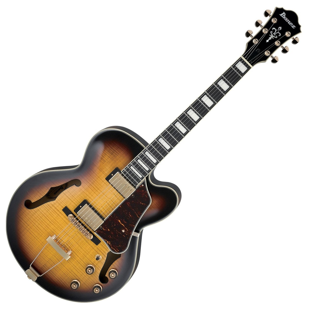 Click to view product details and reviews for Ibanez Af95fm Artcore Expressionist 2018 Antique Yellow Sunburst.
