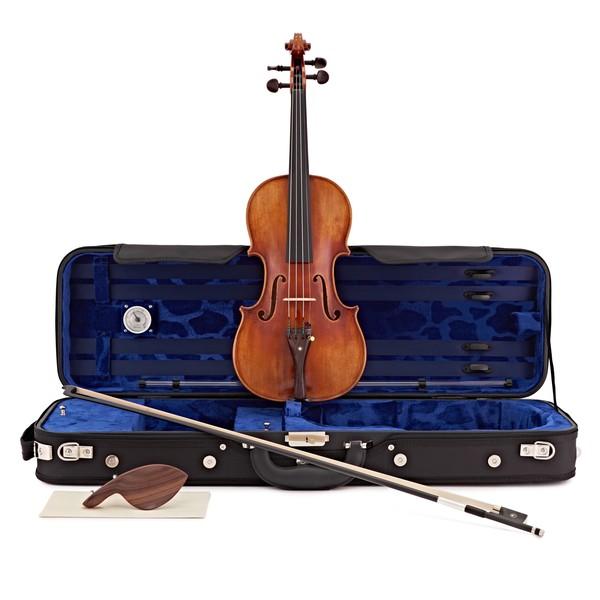 Il Cremonese 1715 Model Stradivarius Replica Violin Deluxe Outfit