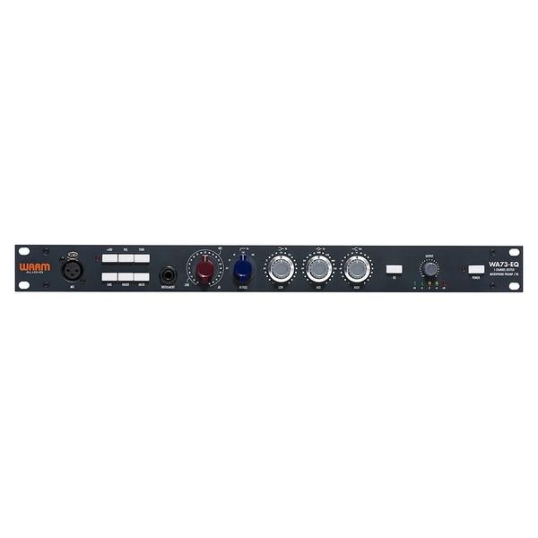 WA73-EQ1 Microphone Preamp - Front