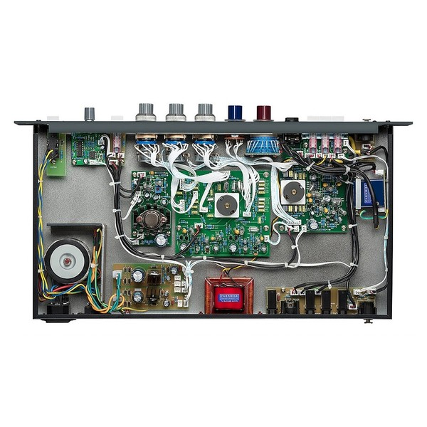 WA73 Microphone Preamp With EQ - Top
