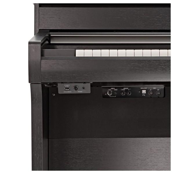 Kawai CA98 Digital Piano, Satin Black