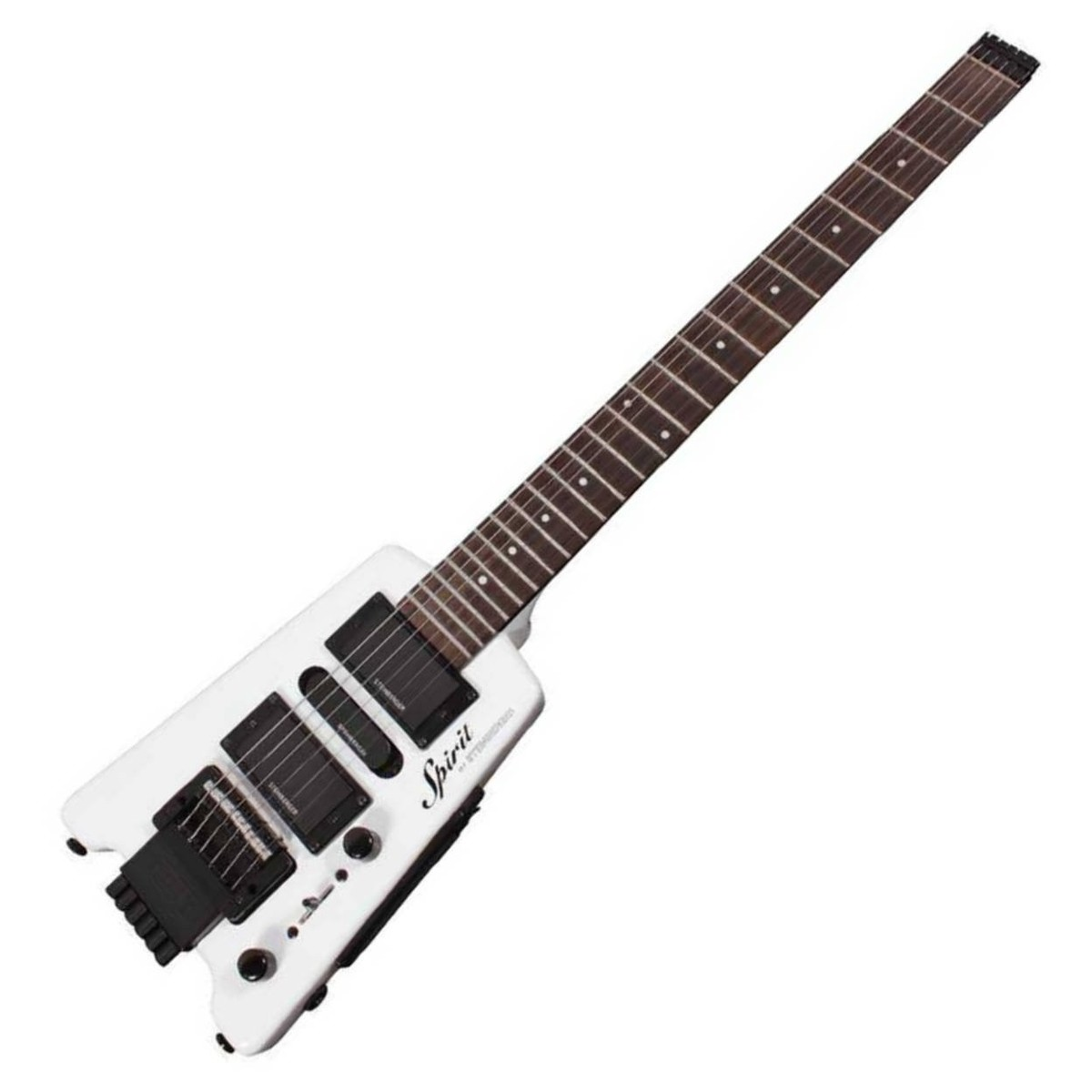 Steinberger Spirit Gt Pro Deluxe Electric Guitar White