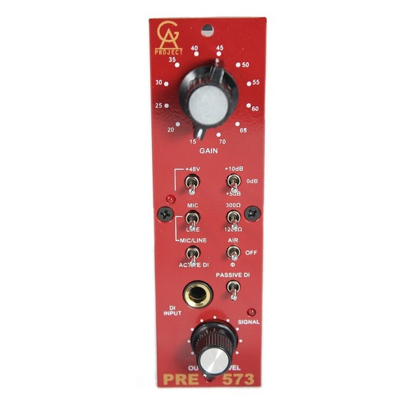 PRE-573 MK2 Microphone Preamp - Front