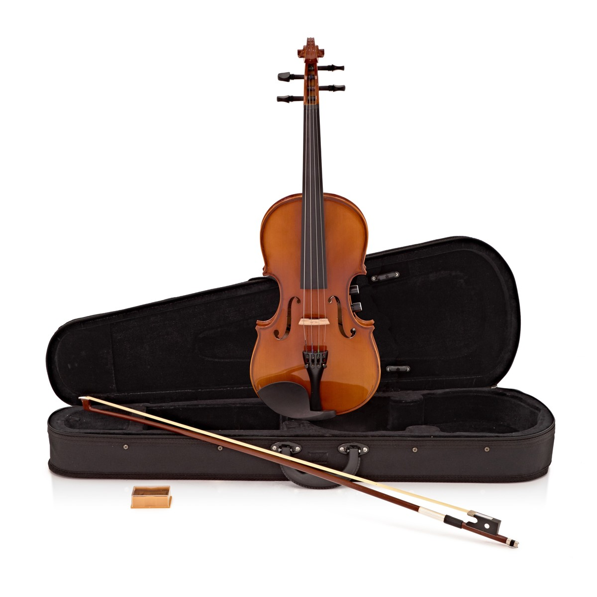 electro acoustic violin by gear4music at. Black Bedroom Furniture Sets. Home Design Ideas