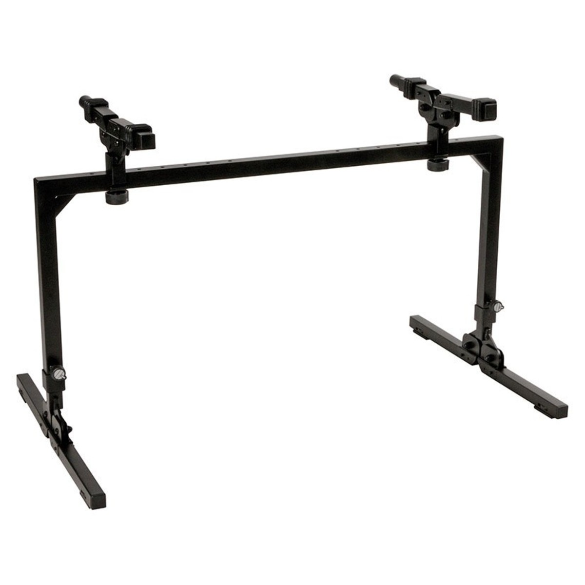 Click to view product details and reviews for Quiklok M 61 Single Tier Foldable Keyboard Stand.