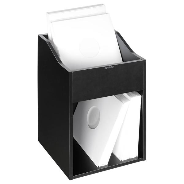 Zomo VS-Box 100/2, Black - Main (records not included)