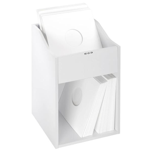 Zomo VS-Box 100/2, White - Main (records not included)