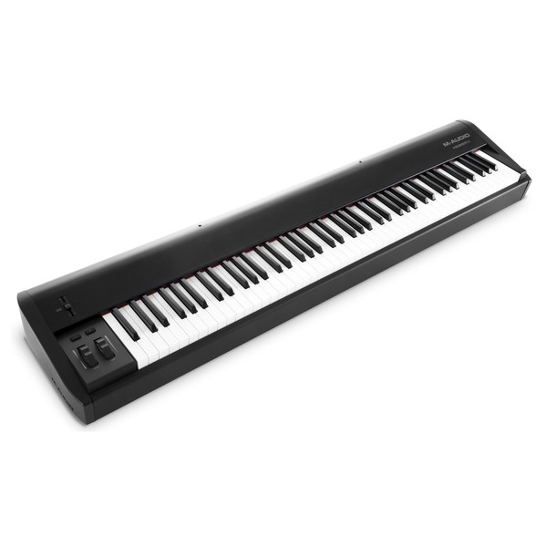 M-Audio Hammer 88 USB Keyboard Controller - Angled