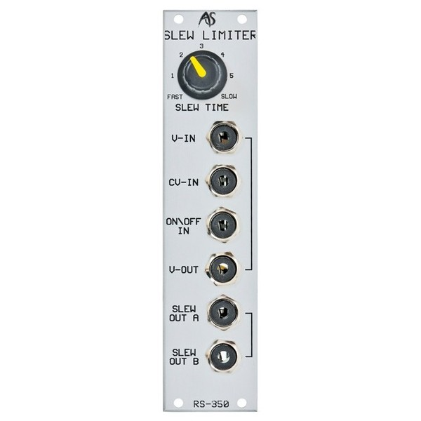 Analogue Systems RS-350 Slew Limiter - Main