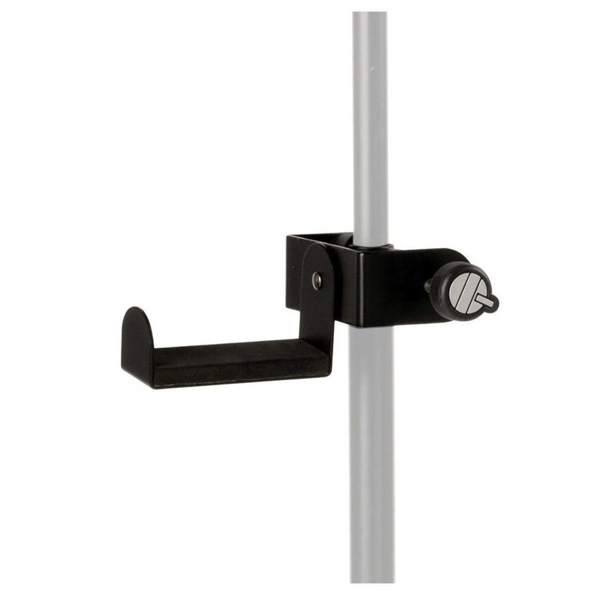 Click to view product details and reviews for Quiklok Ms 327 Clamp On Headphone Holder Black.