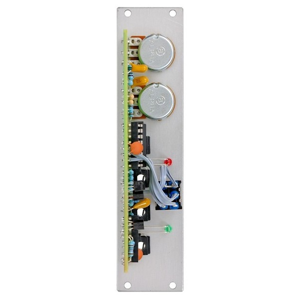 Analogue Systems RS-340 Gate Delay Module - Rear