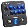 Gallien Krueger PLEX Bass predzosilňovač - Box otvoril