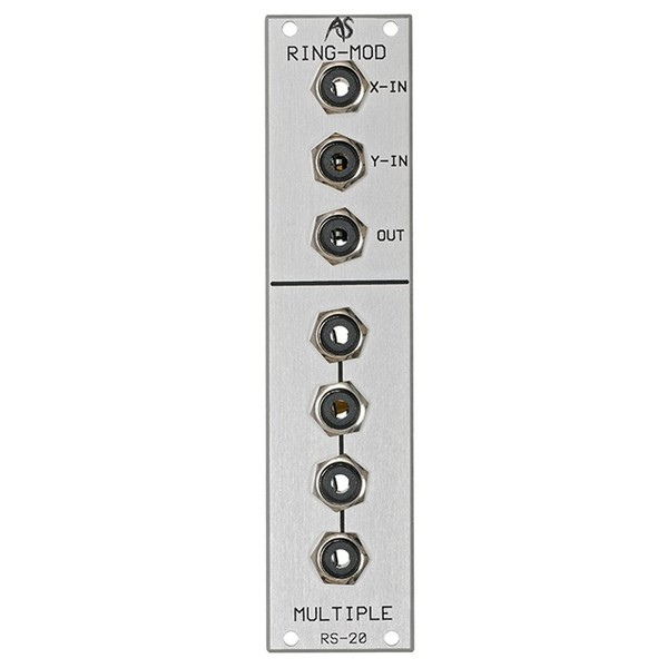 RS-20 Ring Modulator & Multiple Module - Front