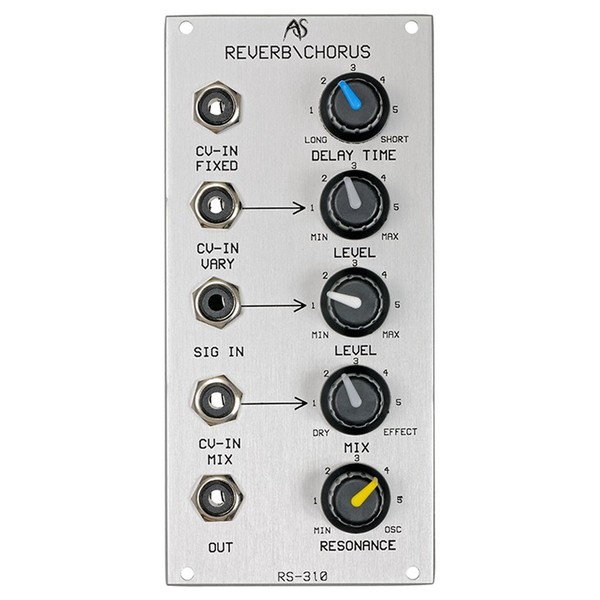 Analogue Systems RS-310 Reverb and Chorus Module - Main