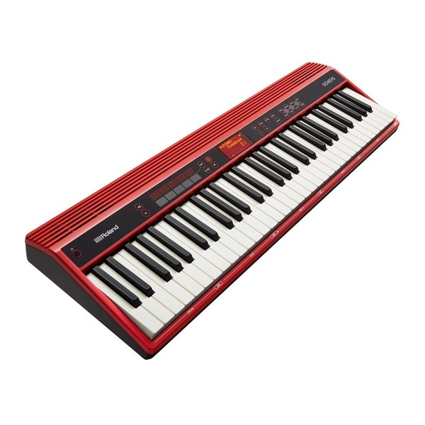 Roland Go:Keys Music Creation Keyboard, Red