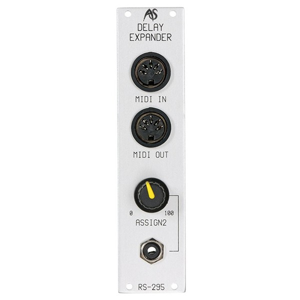 Analogue Systems RS-295 Delay Expander - Main
