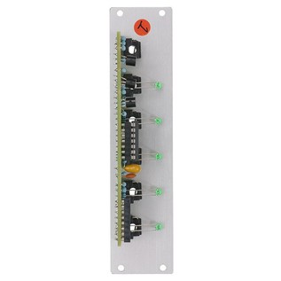 Analogue Systems RS-280 Audio and Trigger Clock Divider - Rear