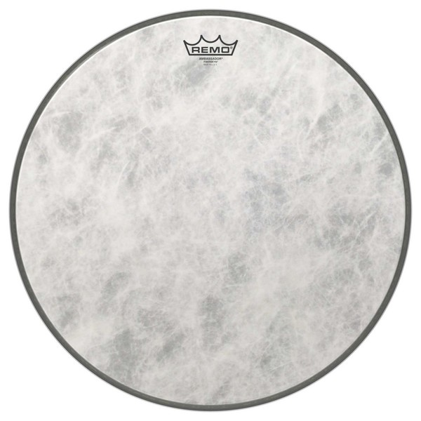 Remo Ambassador Fiberskyn 3 18'' Bass Drum Head