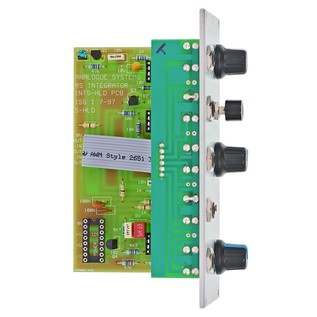 RS-40 Noise, Sample+Hold, Clock Module - Side
