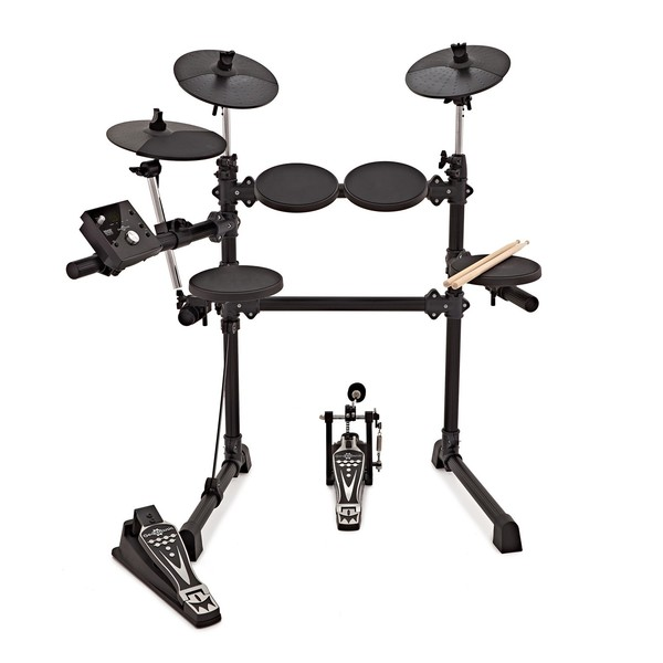Digital Drums 420 Starter Electronic Drum Kit by Gear4music