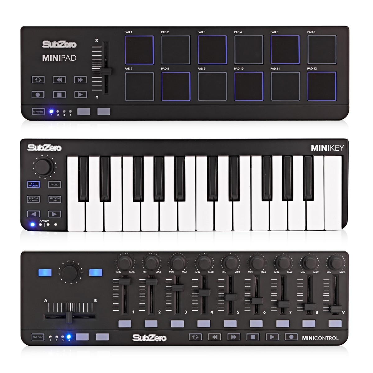 FIND OUT MORE | MIDI Controllers