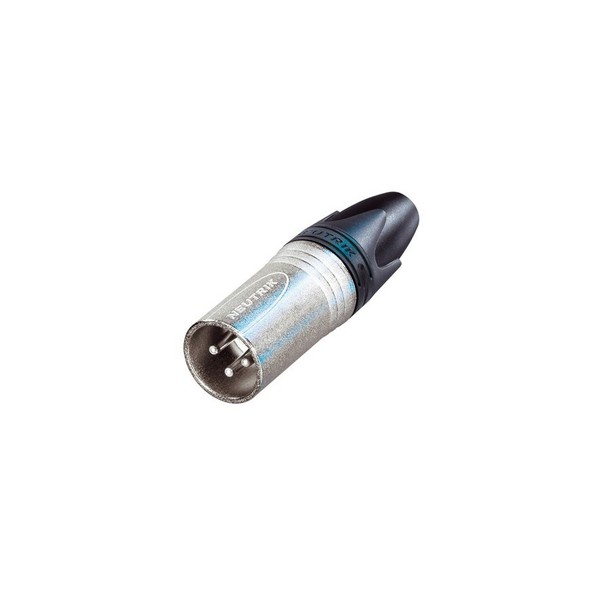 Neutrik NC3MXX 3-Pole Male XLR Connector 1