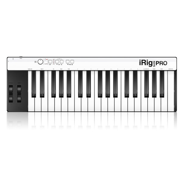 IK Multimedia iRig Keys Pro for iOS, PC and Mac - Box Opened