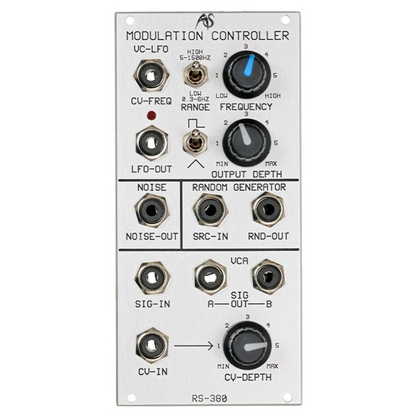 Analogue Systems RS-380 Multifunction Module Dual Bus - Main