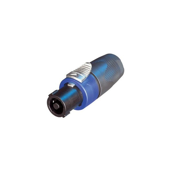 Neutrik NL4FX 4-Pole Female SpeakON Cable Connector 1