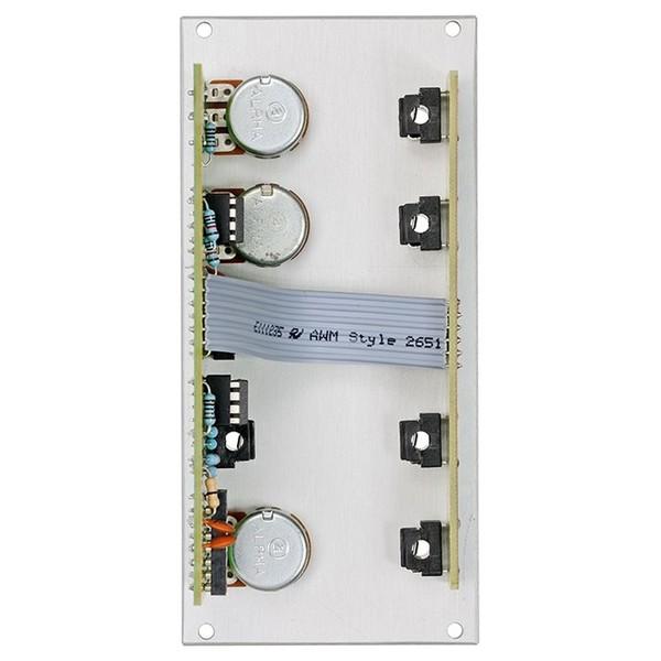 Inverter/Preamp Eurorack Module - Rear