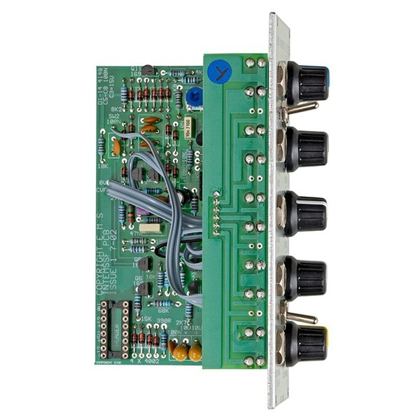 Analogue Systems RS-500eN EMS Filter Dual Bus - Side