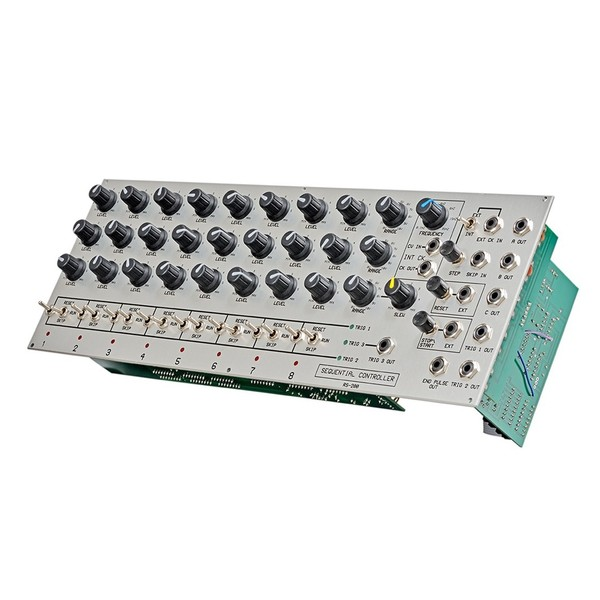 Analogue Systems RS-200 8 Step Sequencer - Angle