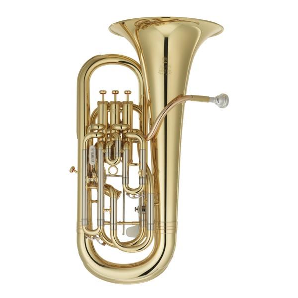 Yamaha YEP642 Neo Professional Trigger Euphonium, Gold Lacquer